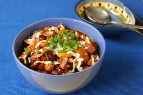 Turkey Chili - Black Beans - Restore Energy - Men's Fitness - Page 5