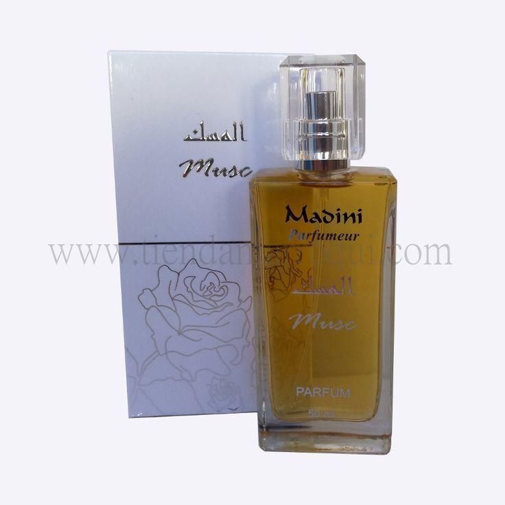 Perfume musk de Perfumería Madini Marruecos. Si te gustan los perfumes árabes, estos te fascinarán. Envío inmediato