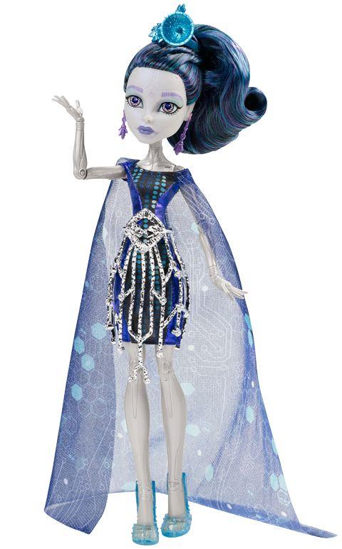 Elle Eedee | Monster High Characters | Monster High