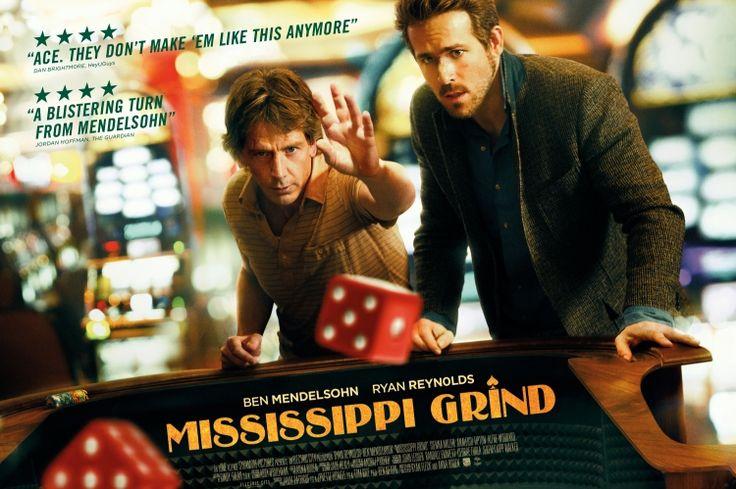 «Прогулка по Миссисипи» получает от критиков положительные отзывы.  Фильм о дорожных карточных приключениях под названием «Прогулка по Миссисипи» (Mississippi Grind) вышел на экраны кинотеатров США в минувшие выходные, и пока большинство отзывов кинокритиков были пол
