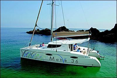 2010 Fountaine Pajot Mahe 36 Evolution Sail New and Used Boats for