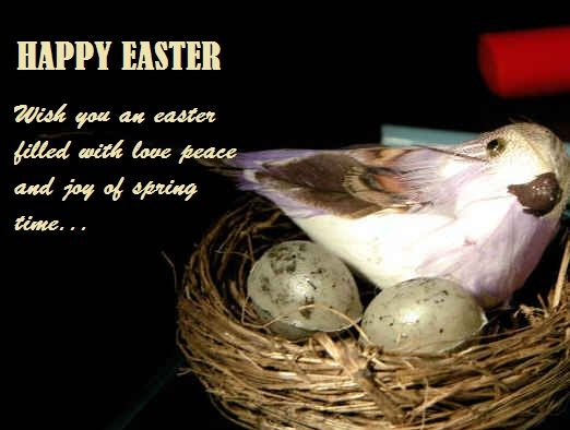 Happy Easter pictures, wishes, messages, sms and cards!