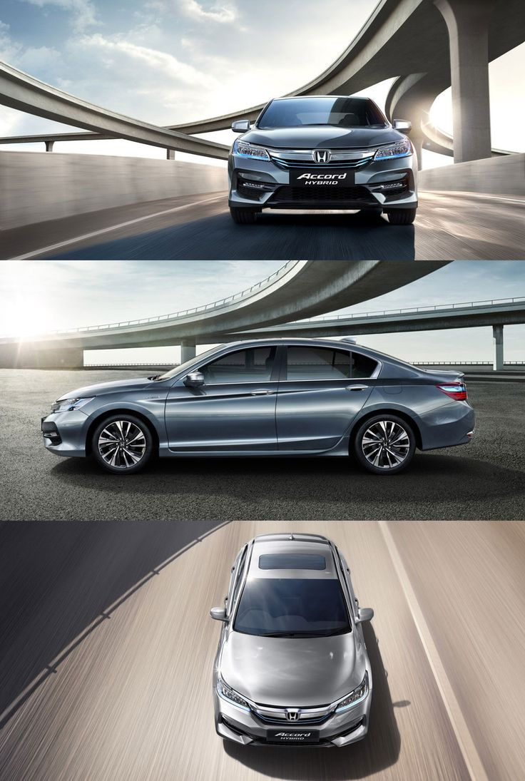 For the 2016 accord honda abandoned its one size fits most approach