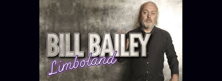 Bill Bailey: Limboland Tickets | London Theatre Tickets | Vaudeville Theatre