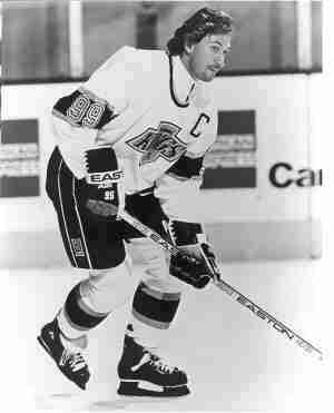 Photo Wayne Gretzky Los Angeles Kings Hockey $9.99