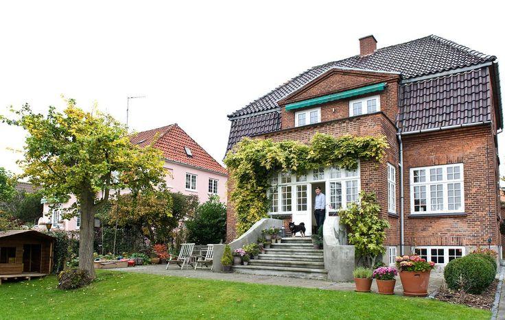 Villa på Frederiksberg