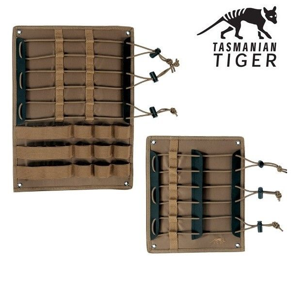 Tasmanian Tiger Medic Panel EL - coyote brown