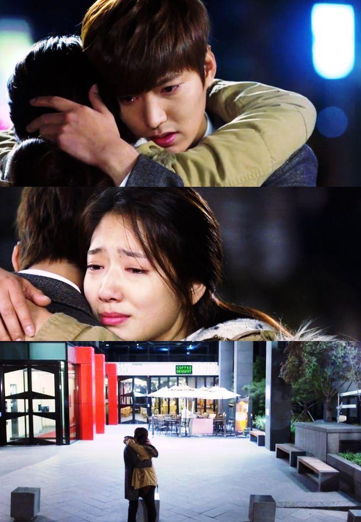"Kim Tan and Cha Eun Sang, Kdrama ""Heirs"". Love, couple, koream dorama. Lee Min Ho and Park Shin Hye."