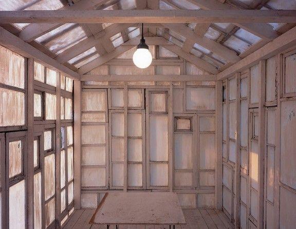 pavilion for vodka ceremonies by Alexander Brodsky