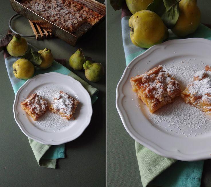 KILO PRZYJEMNOŚCI: Rozgrzewające ciasto z pigwą