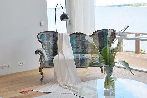 Kaj Stenvall asuntomessuilla 2011