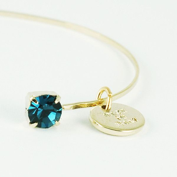 CATERINA MARIANI BIJOUX Swarovski Montana Bracelet | La Luce http://shoplaluce.com/collections/caterina-mariani-bijoux/products/caterina-mariani-bijoux-montana