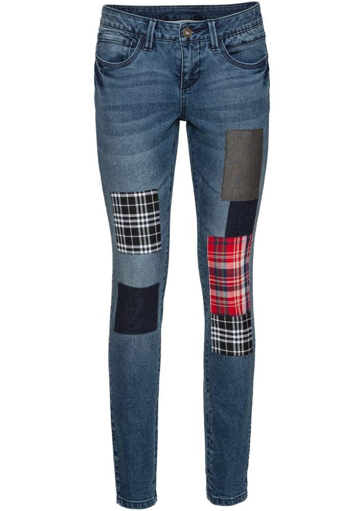 Jetzt anschauen: Ideální džíny ke kombinování s módními trendy! Úžasné seprání a módní nášivky zaručeně zaujmou!