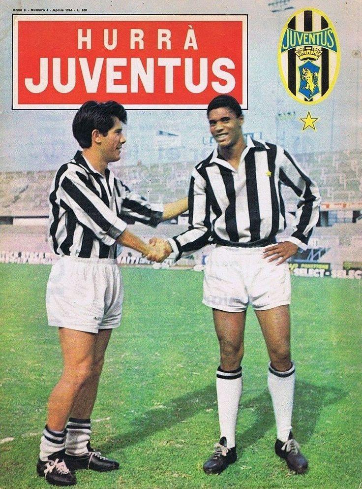 #Juventus: #Sivori and #Nené (1963/64).