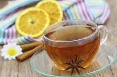 Chá de Casca de Abacaxi e Laranja ...outono/inverno é muito propício ao consumo de bebidas quentes.