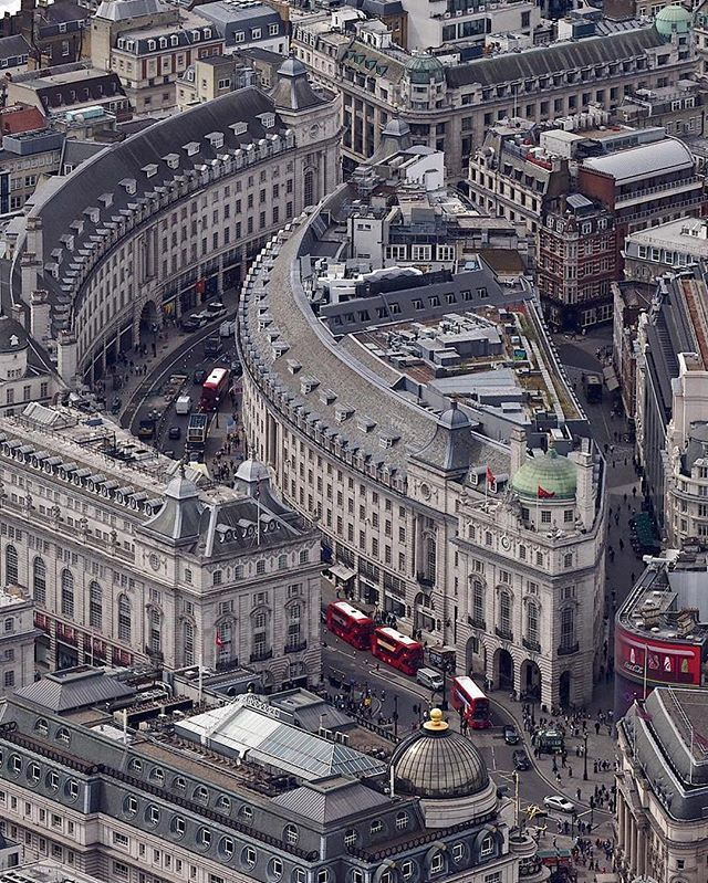 Regent Street, London.-