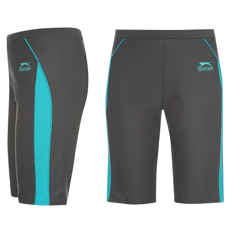 Slazenger Swimming Jammers Mens >> Now £5