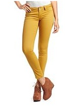 Refuge Mustard Skin Tight Legging