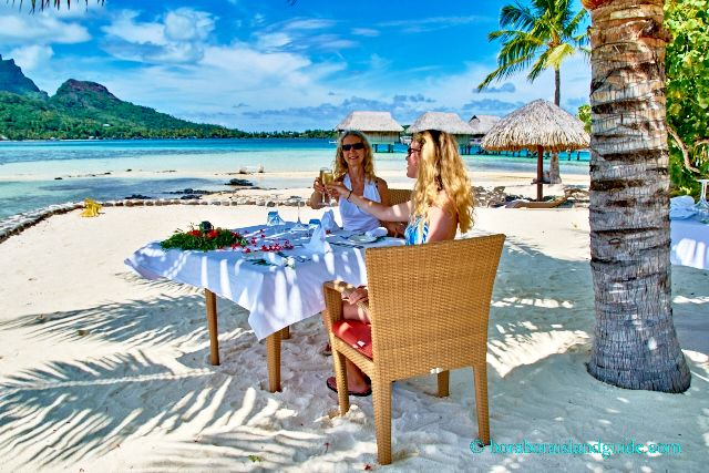 How to have a week in Tahitian paradise on a Bora Bora all inclusive vacation. Enjoy fine dining, exotic cocktails, and exciting excursions, without ever taking out your wallet.