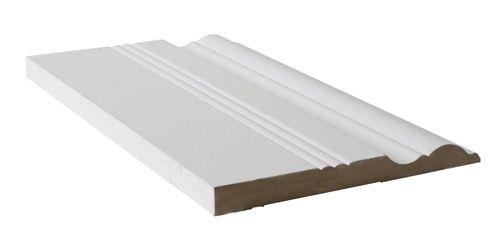 Plinthes - 80927AIR - MDF Air sans urée-formaldehyde ajoutée - Moulures décoratives Boulanger