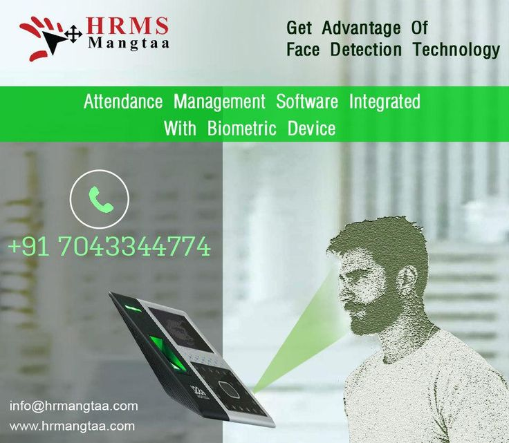 Get #Advantage Of #Face #Detection #Technology View More at http://hrmangtaa.com/bioface3/