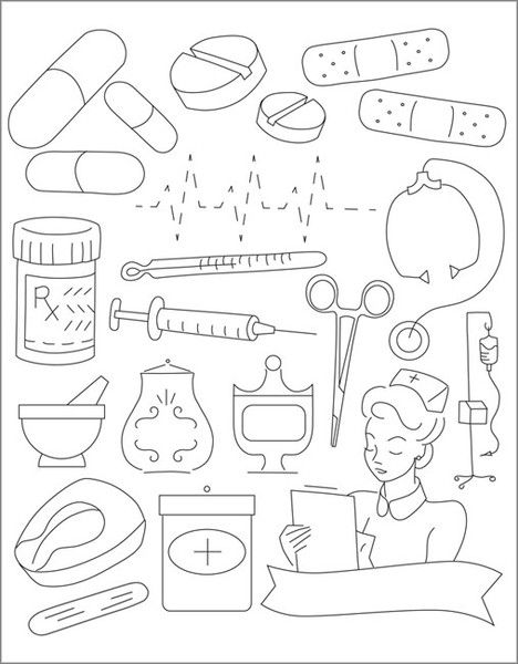 Sublime Stitching - Medicine Cabinet - Embroidery Patterns by Sublime Stitching