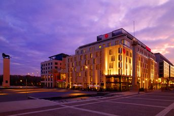 Sheraton Bratislava (1night)