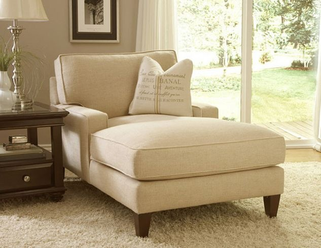Living room furniture erin sectional living room for Chaise lounge chair living room