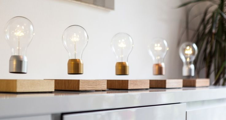 floating lightbulb - Google zoeken