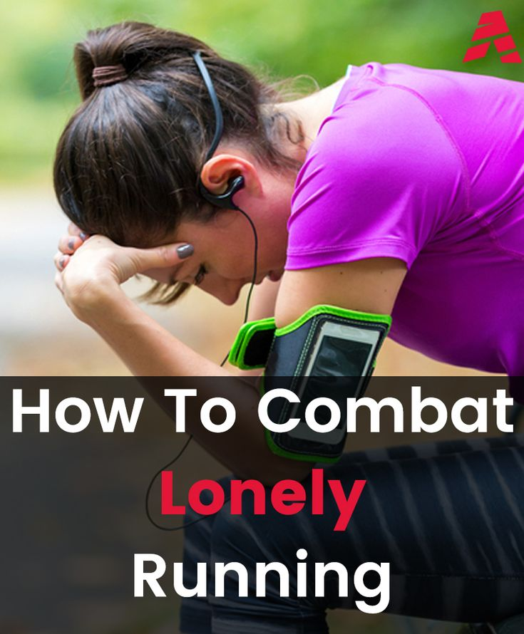 How To Combat Lonely Running | Athletes Insight