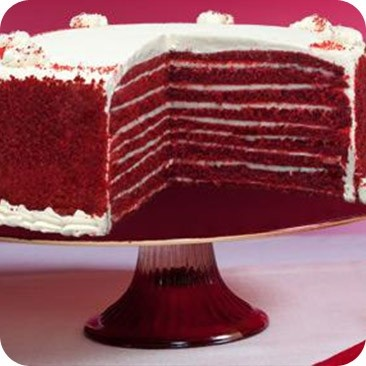 Red Velvet Smith Island Cake - This is awesome!!!