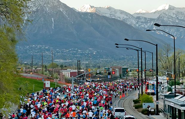 The 50 Best Half-Marathons in the U.S. - Life by DailyBurn