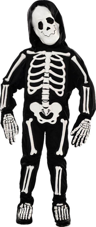 Toddler Boys Skeleton Costume - Party City