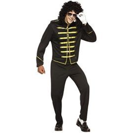 Mens 80s Pop Star Costume Size: Adult Standard Size Tag a friend who would look good in this! #PopStar #Halloween #Costume