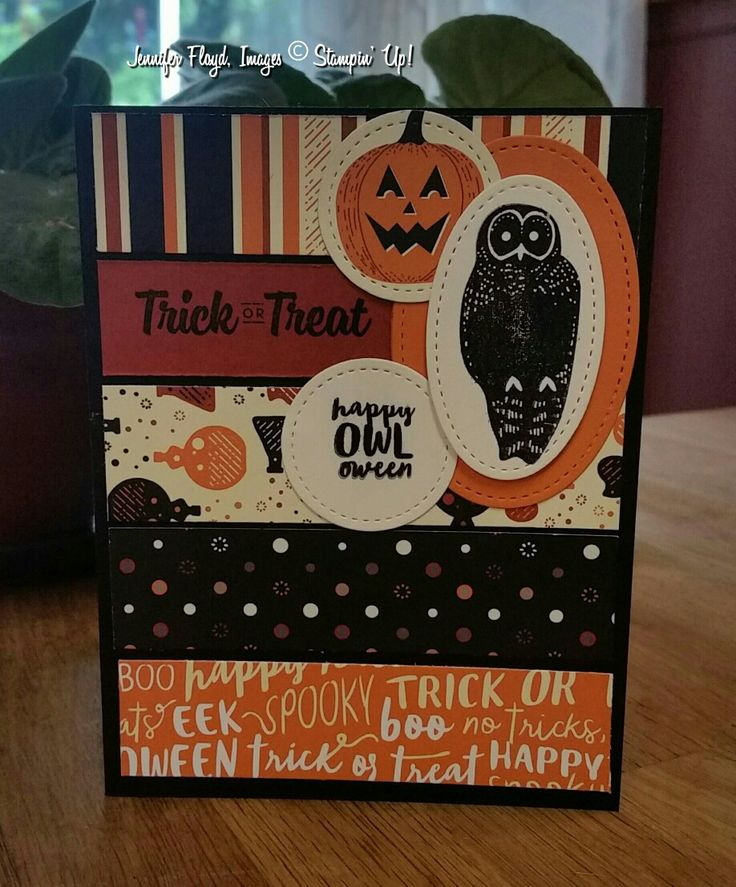 2017 stampin up holiday catalog sneak peek with this halloween treat spooky cat - Halloween Catalog