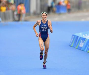 Learn all about Olympic athlete Gwen Jorgensen as we interview her after winning the Olympic triathlon. Hear about her life and how she got started on this adventure towards the Olympics. Get inspired by her hard work and dedication to being fit and competeing in the Olympics.