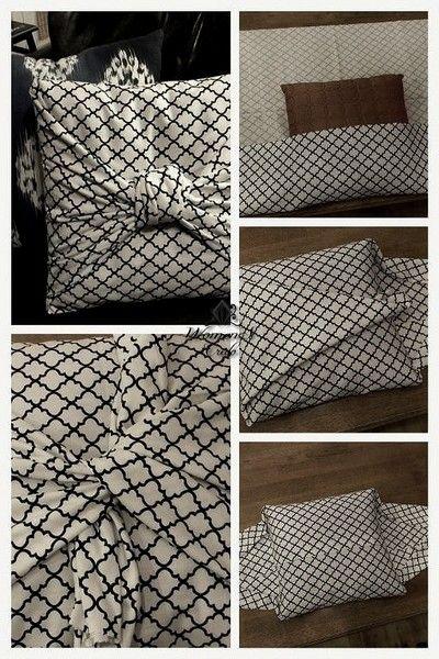 Шьем диванные декоративные подушки | Женское кредо
