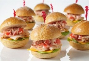 Mini Clubs..... perfect for a luncheon or party