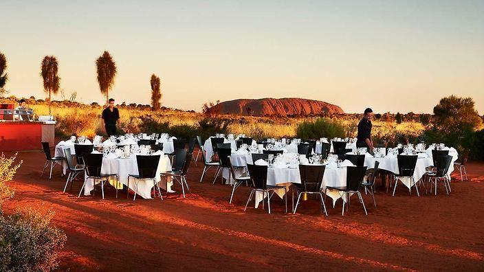 Win a sensational tasting weekend getaway to Uluru   SBS Food