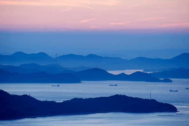 Seto Inland Sea #kagawa #japan