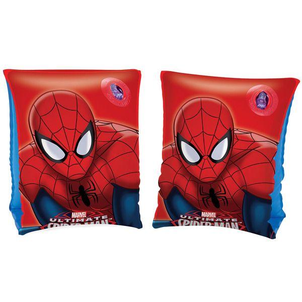 Bestway 98001 Нарукавники 23х15 см Spider-Man, 3-6 лет,  (36)