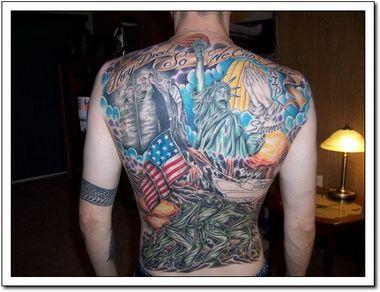 patriotic tattoos | Patriotic Tattoos