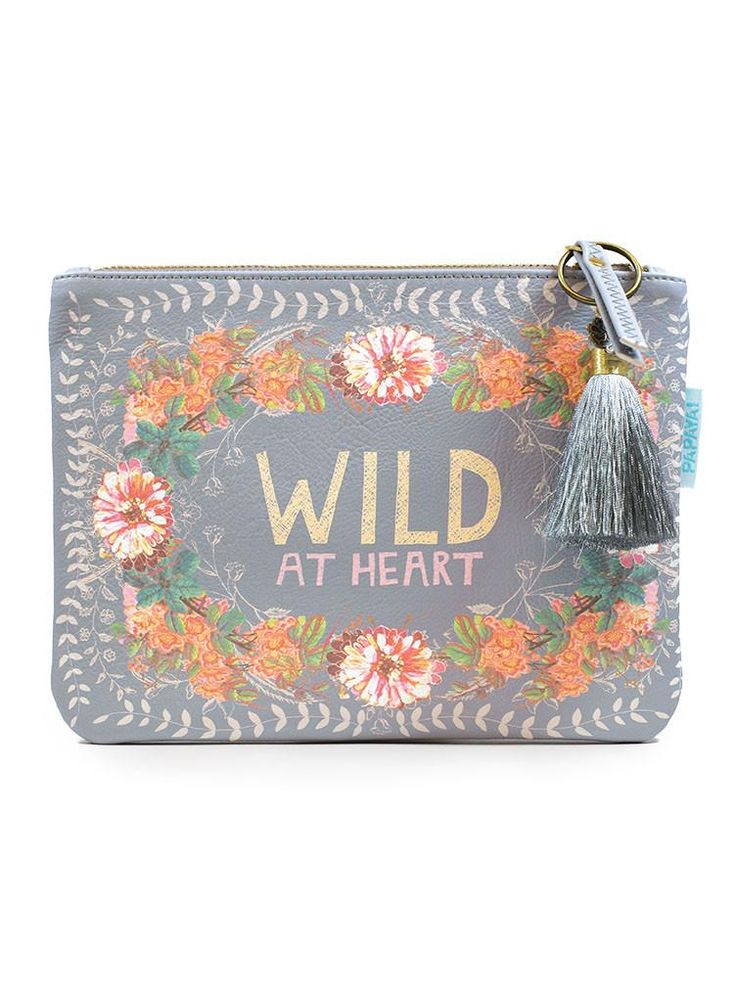 Wild at Heart Pocket Club! So cute!  Beautiful Pocket Clutch! From a day at the office to a night on the town, our stylish new pocket clutch is ready to carry what you need. These beauties come with a coordinating tassel and a luxurious gold metallic lining. #clutch #pocketclutch #eveningclutch #clutchbag #papayaclutch #juneberry #juneberryliving #eveningbag