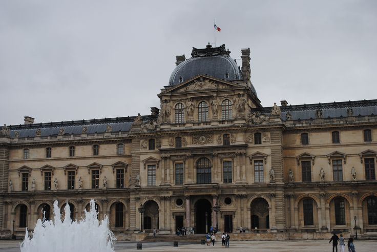 Macnificent Louvre
