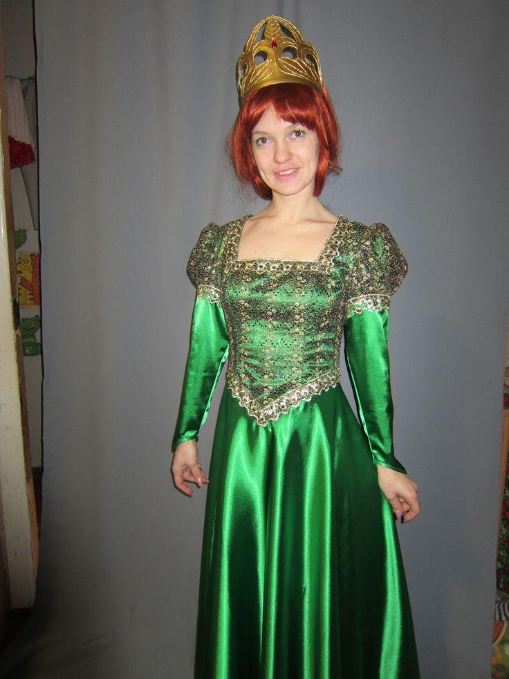 Принцесса Фиона.