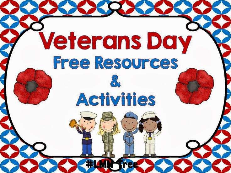veterans day writing activities for kindergarten