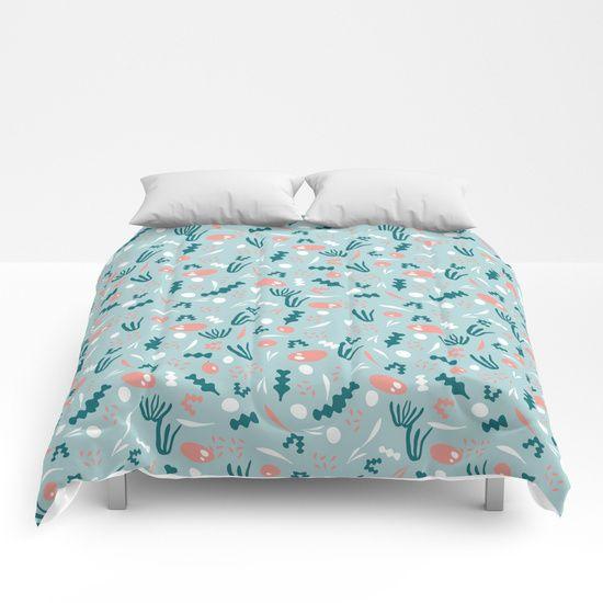 Pattern 03 B Comforters