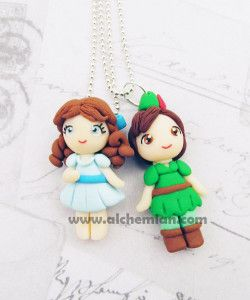 fimo/polymer clay/cernit/ pasta doll, gift, present, handmade accesories