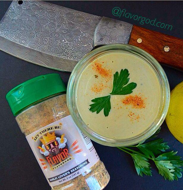 Paleo Ingrid's Caesar Salad Dressing