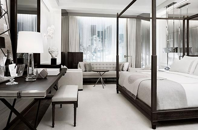 10 New Hotels for Your Next NYC Stay | Fodors Baccarat Hotel & Residences